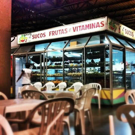 Photo taken at Terminal Rodoviário José Garcia Villar by Tadeu F. on 8/6/2012