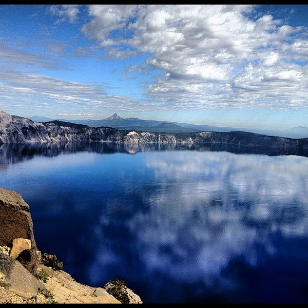 Photo taken at Crater Lake National Park by Ben H. on 9/8/2012