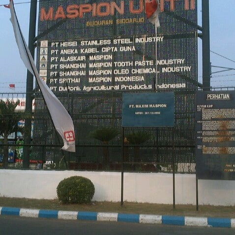 Photo Taken At Maspion Unit 2 By Only Darwin On 8 14 2012