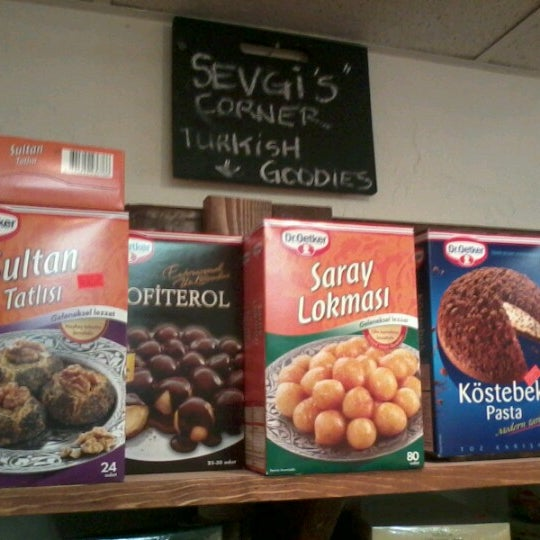 Photo taken at Goodies Mediterranean Market And Produce by Th_Aviator on 6/30/2012