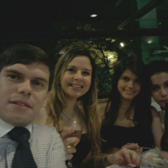 Photo taken at Pavan Churrascaria by Leandro A. on 5/6/2012
