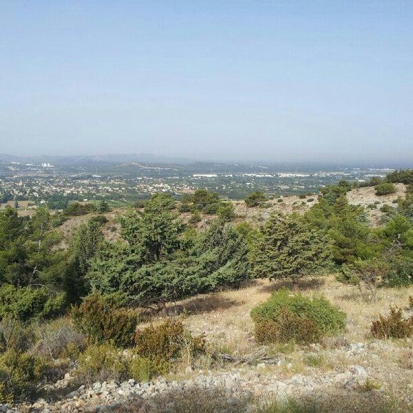 Photo taken at Luberon by Nicolas G. on 7/27/2012