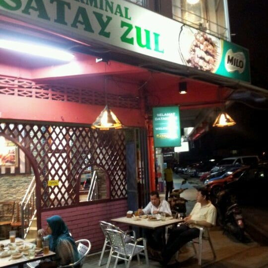 Photo taken at Terminal Satay Zul by Azizul Z. on 2/4/2012