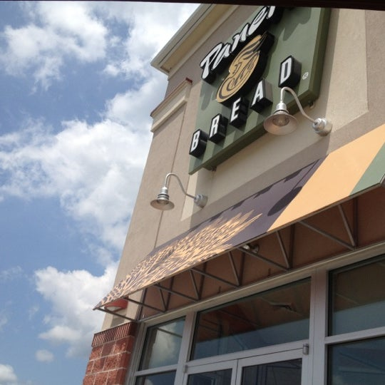 Photo taken at Panera Bread by Daniel D. on 5/28/2012