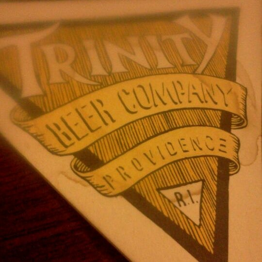 Photo taken at Trinity Brewhouse by Mike T. on 4/24/2012