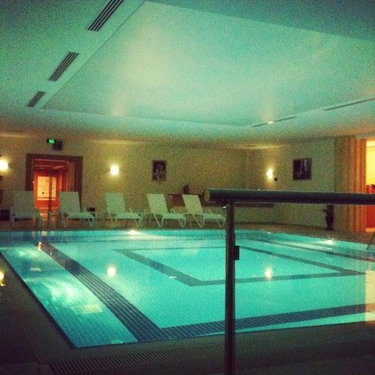 Das Foto wurde bei Harrington Park Resort Hotel von Adil A. am 6/2/2012 aufgenommen