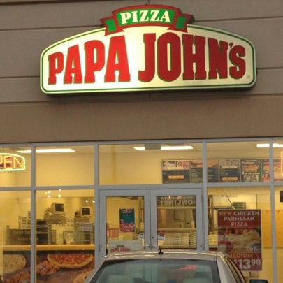 papa john 39 s pizza pizza place in grantham. Black Bedroom Furniture Sets. Home Design Ideas