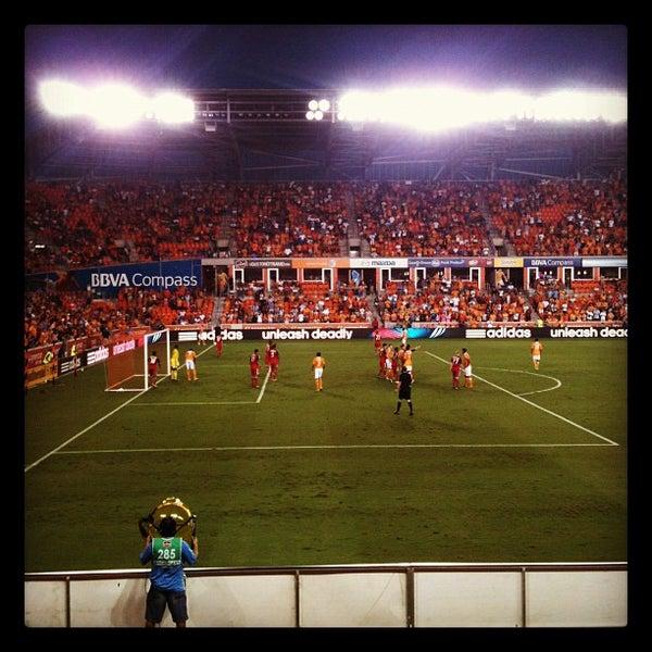 Photo prise au BBVA Compass Stadium par William B. le8/26/2012
