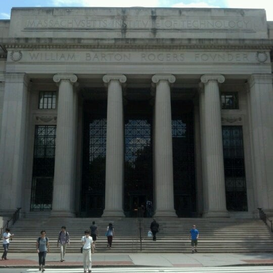 Photo taken at Massachusetts Institute of Technology (MIT) by Robert L. on 6/26/2012