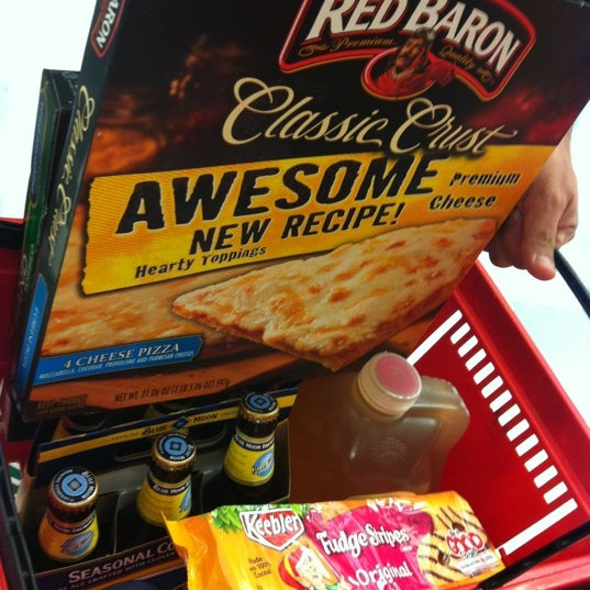Photo taken at Super Foodtown by Joanna A. on 6/30/2012
