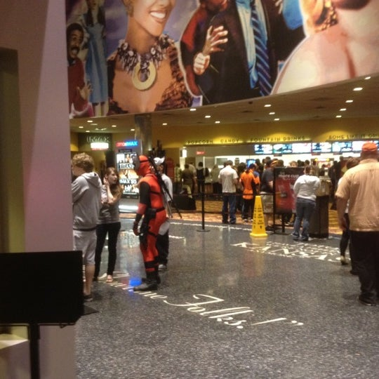 Photo taken at AMC Columbia 14 by Jerry A. on 5/4/2012
