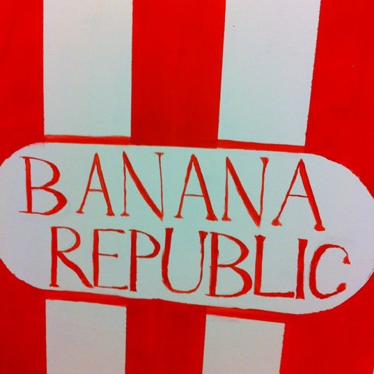 All Banana Republic store locations