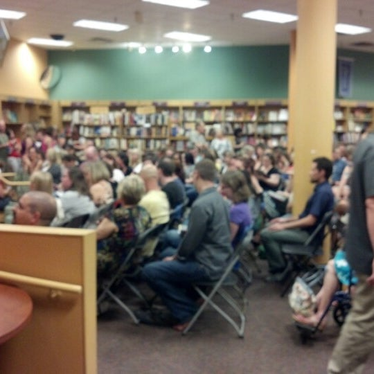 Photo taken at Changing Hands Bookstore by Amber W. on 8/12/2012