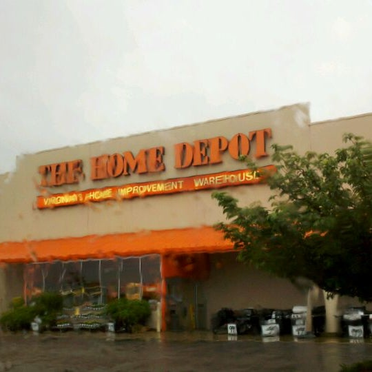 Shop Home Depot: Hardware Store In Roanoke