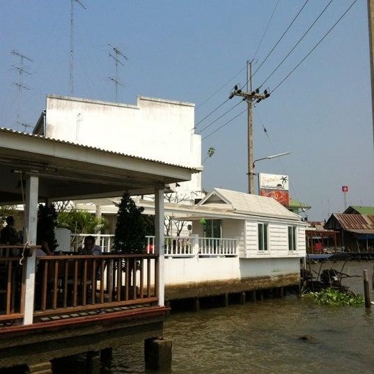 Photo taken at Baan Chom View by Piyoros J. on 2/26/2012