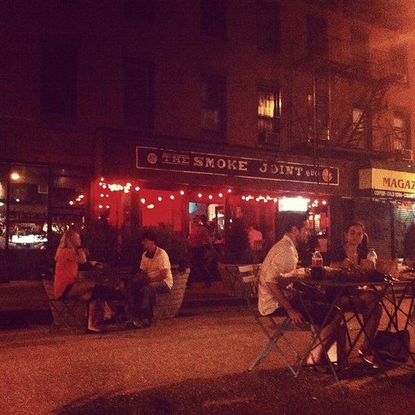 Photo taken at The Smoke Joint by Li J. on 8/11/2012