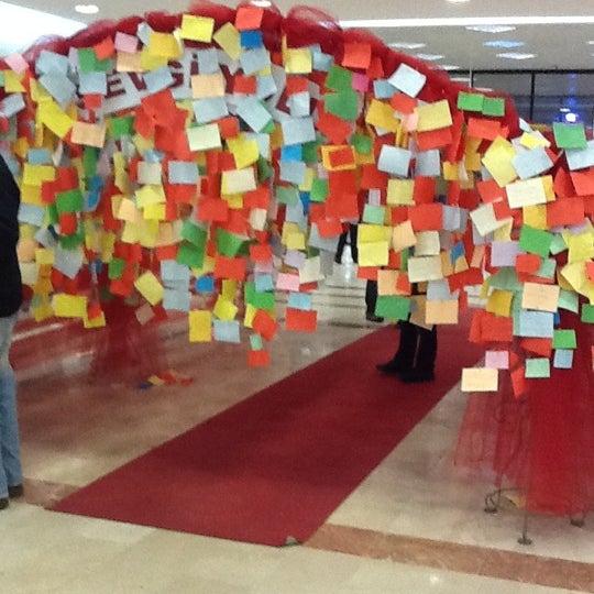 2/10/2012 tarihinde Itouchziyaretçi tarafından Beylikdüzü Migros AVM'de çekilen fotoğraf