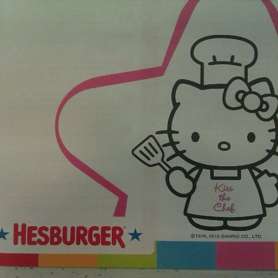 Photo taken at Hesburger by Violetta N. on 4/28/2012