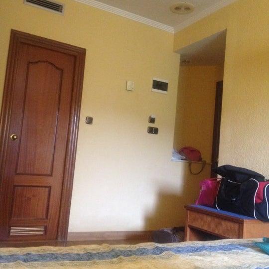 Photo taken at Hotel Alixares by Gabriele B. on 8/19/2012