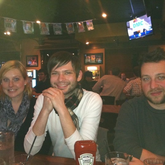 Photo taken at Red Ox Tavern by Kristin S. on 3/13/2012