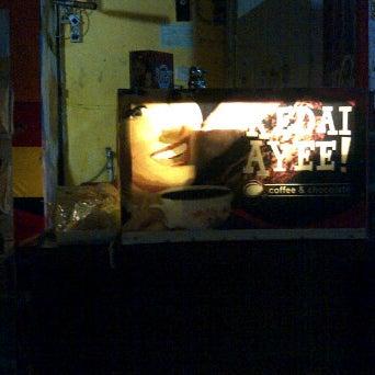 Photo taken at Kedai Ayee by IRa K. on 9/1/2012