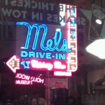 Photo taken at Mel's Drive-In by Alberto G. on 7/31/2012