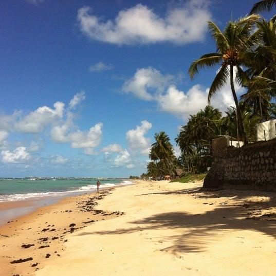 Foto tirada no(a) Praia da Garça Torta por Ana R. em 6/1/2012