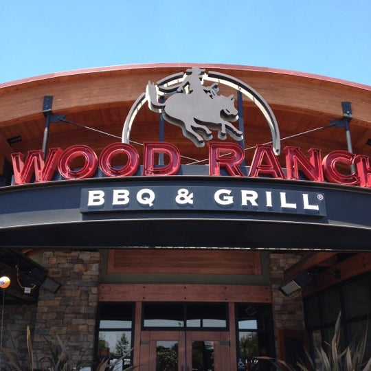 Photo taken at Wood Ranch BBQ & Grill by Ernest T. on ... - Photos At Wood Ranch BBQ & Grill - Chino Hills, CA