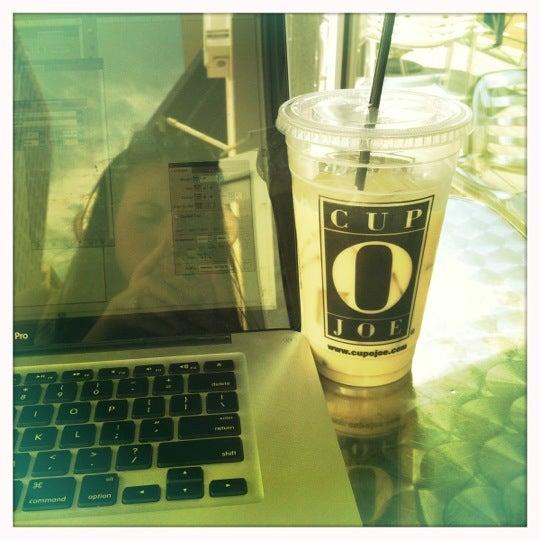 Photo taken at Cup O' Joe by Cori R. on 6/2/2012