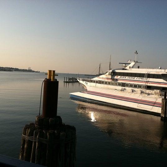 Block Island Ferry New London How Long