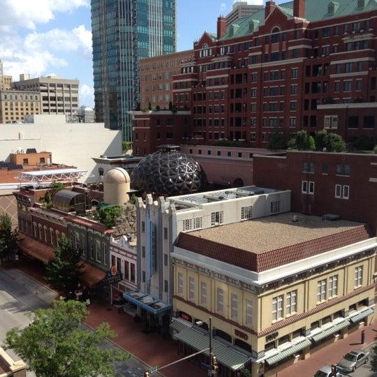 Photo taken at The Worthington Renaissance Fort Worth Hotel by John P. on 6/16/2012