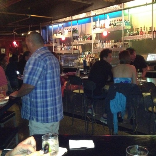 Photo taken at Jazz'd Tapas Bar by Jack M. on 4/14/2012