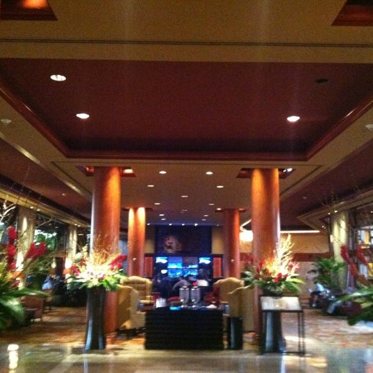 Photo taken at Marina Del Rey Marriott by Young on 2/24/2012