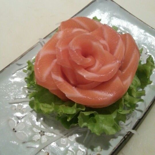 Photo taken at Joy Sushi by Samuel A. on 8/28/2012