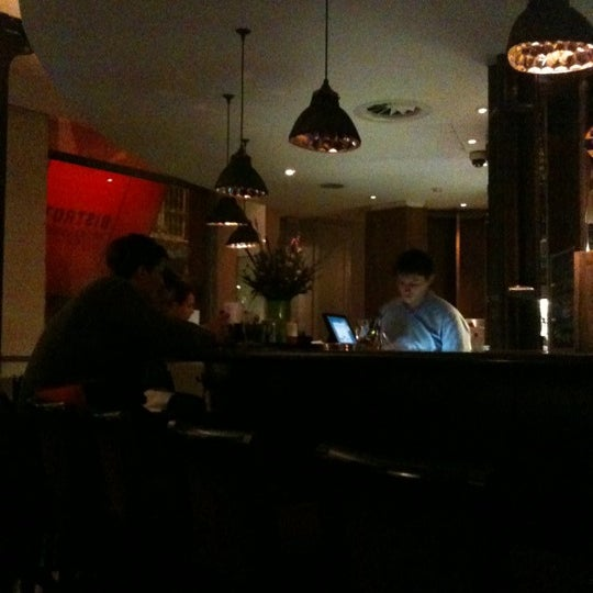 Photo taken at Bistrot Bruno Loubet by Christine E. on 2/21/2012