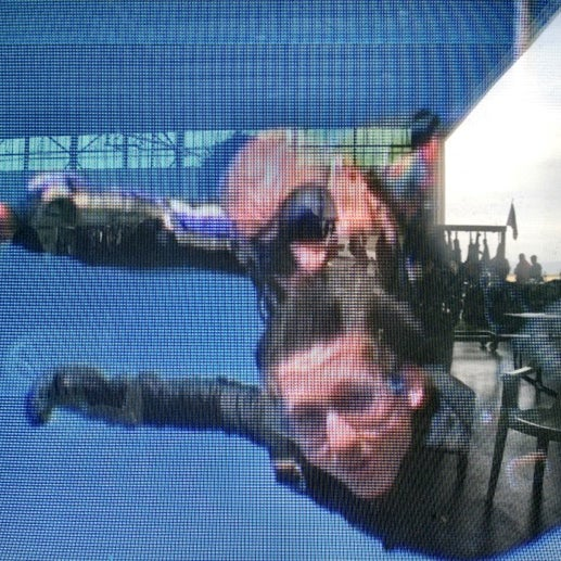 Photo taken at Skydive Monterey Bay by Max E. on 2/26/2012