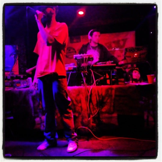 Photo taken at Yucca Tap Room by Stephanie H. on 4/13/2012