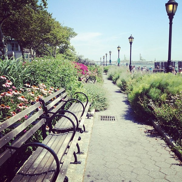 Battery Park Gardens Financial District 28 Tips From