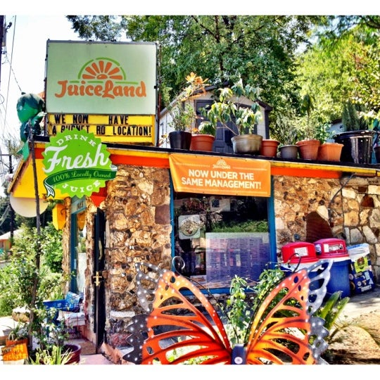 Organic Vegan Restaurants Austin Tx
