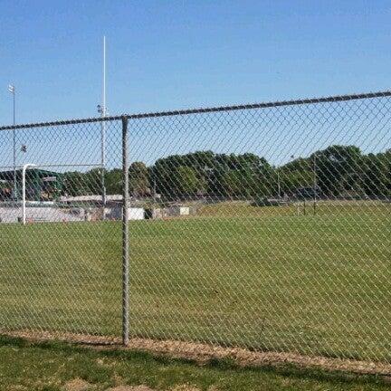 Photo taken at Warner Park by Sarita . on 6/9/2012