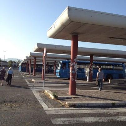Foto scattata a Terminal Bus Anagnina da Valeria B. il 7/19/2012