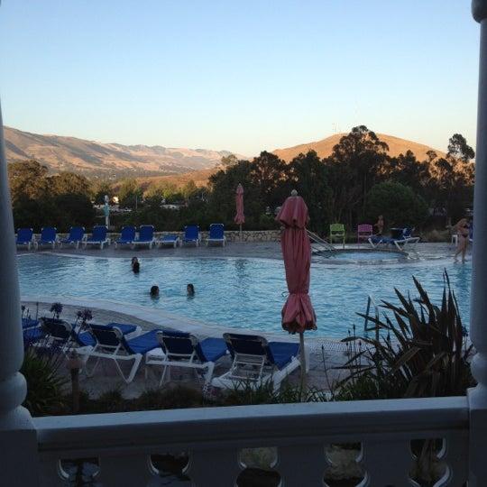 Photo taken at Madonna Inn by Scott B. on 7/7/2012