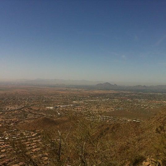 Photo taken at Sunrise Peak by Steven P. on 3/29/2012