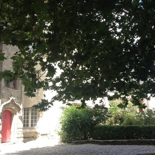 Jardin de la psalette centre ville nantes 1 tip - Petit jardin mediterraneen nantes ...