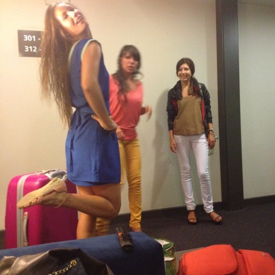 Foto tomada en Hotel Arc La Rambla por Nadejda F. el 5/10/2012