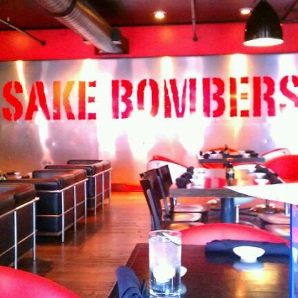 Photo taken at Blue Sushi Sake Grill by Mel P. on 5/8/2012