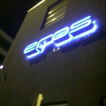 Photo taken at Eros Lounge by Dc C. on 5/6/2012