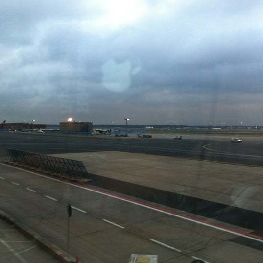 Photo taken at Gate A25 by Nico B. on 3/30/2012