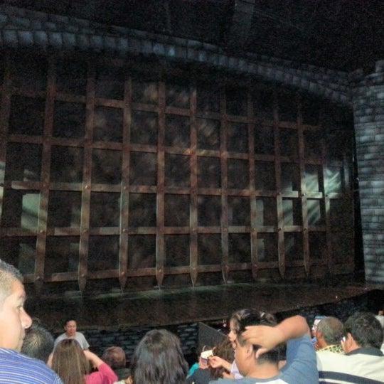 Foto tirada no(a) Teatro Aldama por Marco A R. em 8/18/2012