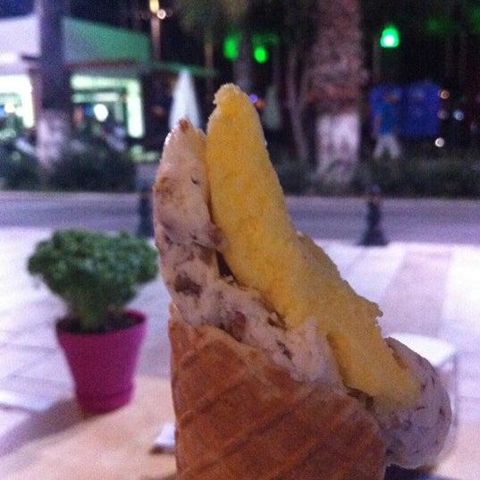 6/2/2012 tarihinde Volkan Z.ziyaretçi tarafından Bitez Dondurma'de çekilen fotoğraf